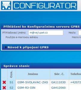 GSM-CONFIGURATOR