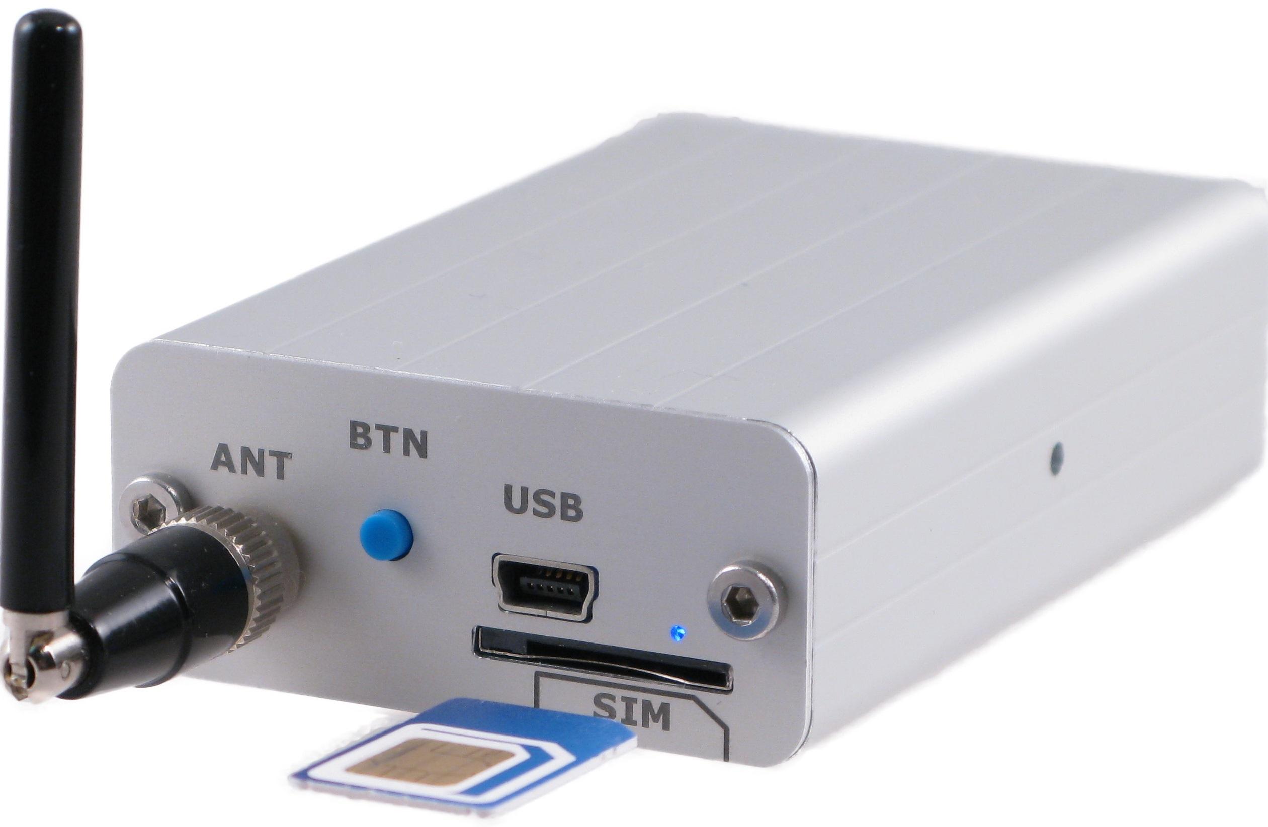 GSM RELE5 TEMP