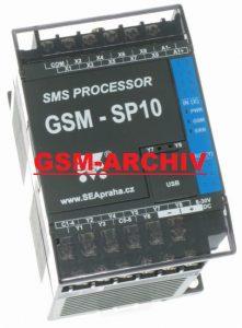 GSM-SP10